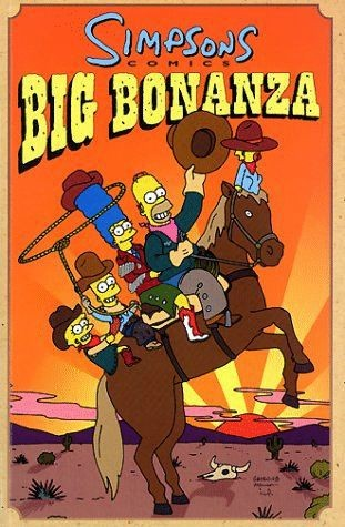 Simpsons Sonderband 7: Big Bonanza
