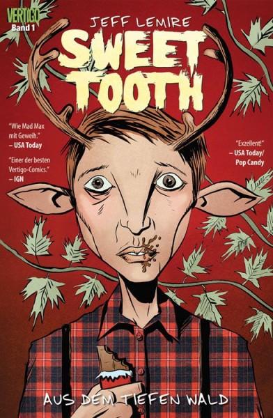 Sweet Tooth 1: Aus dem tiefen Wald