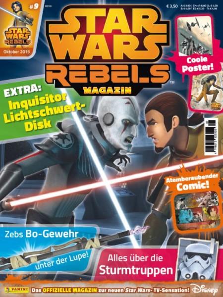 Star Wars: Rebels - Magazin 9