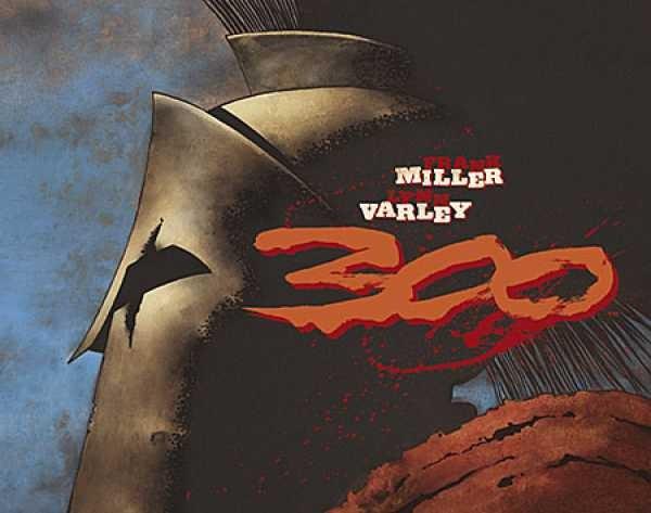 300 –Comic zum Film