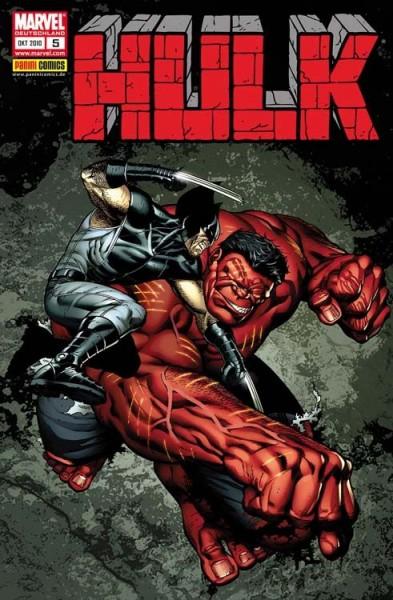 Hulk 5: Hulk gegen X-Force