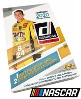 NASCAR 2020 Panini Donruss Trading Cards - Hobbybox