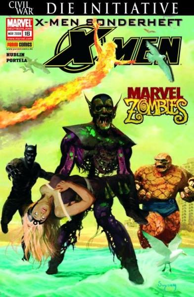 X-Men Sonderheft 16: Marvel Zombies - Black Panther