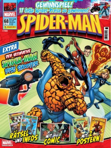 Spider-Man Magazin 68