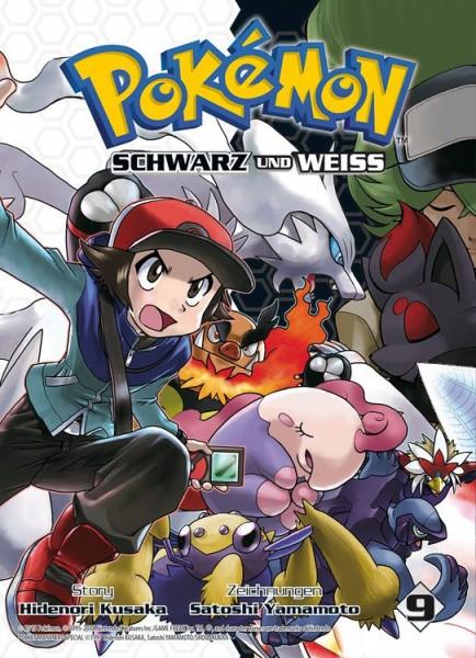 Pokémon: Schwarz und Weiss 9