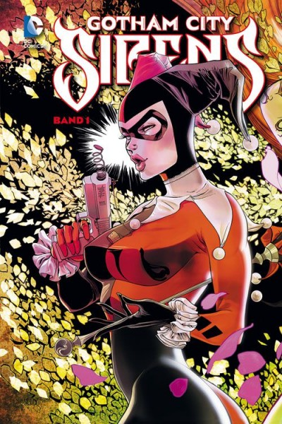 Gotham City Sirens 1 Comic Salon Erlangen Variant