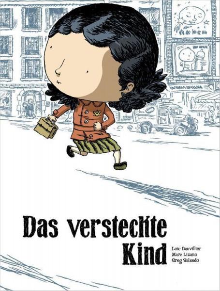 Das versteckte Kind Cover