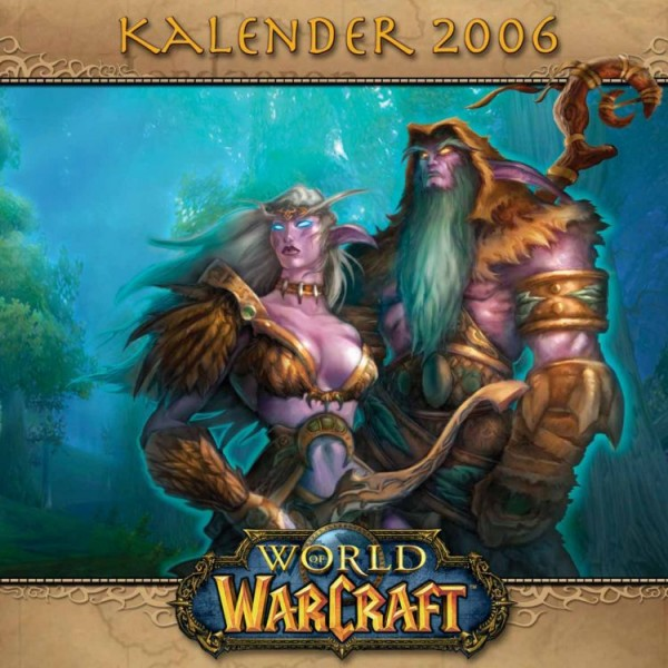 World of Warcraft - Wandkalender (2006)