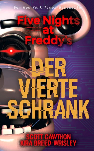 Five Nights at Freddys 3: Der Vierte Schrank