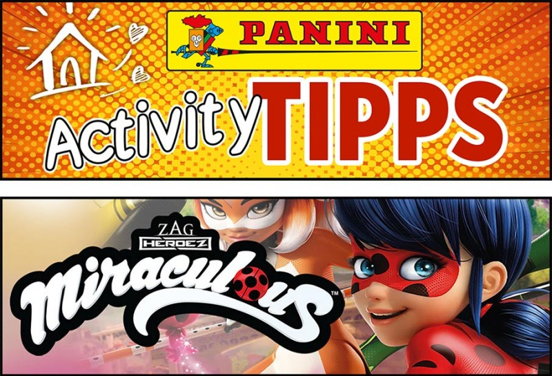 Panini Tipps und Empfehlungen entdecken | Miraculous Sticker und Trading Cards