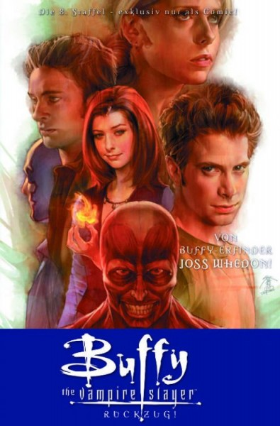 Buffy the Vampire Slayer - 8. Staffel 6: Rückzug