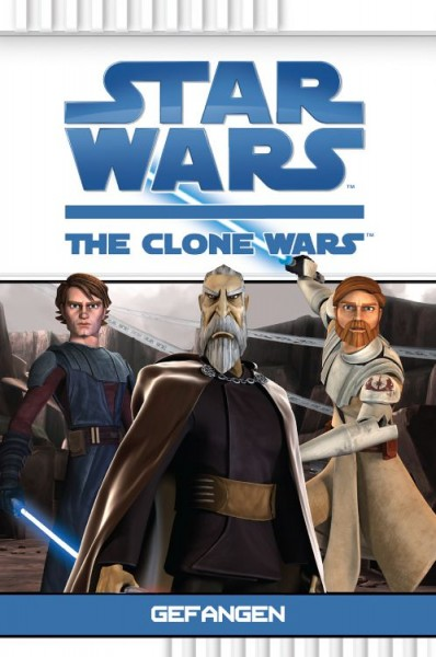 Star Wars: The Clone Wars - Gefangen
