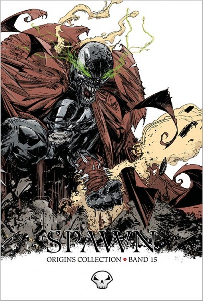 Spawn Origins Collection 15 Cover