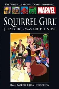 Hachette Marvel Collection 157: Squirrel Girl – Jetzt gibt´s was auf die Nuss