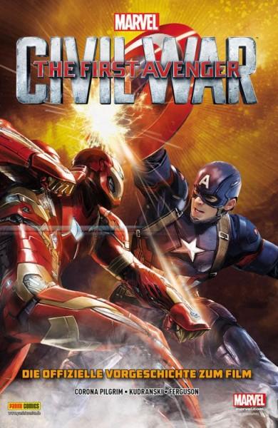 The First Avenger: Civil War - Die offizielle Vorgeschichte zum Film
