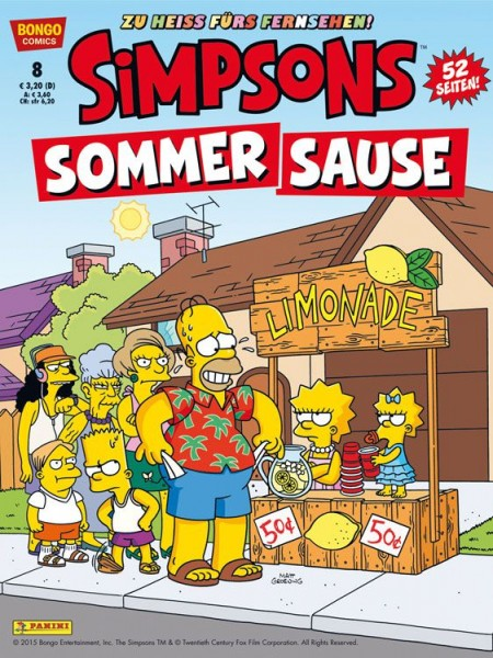 Simpsons Sommer Sause 8
