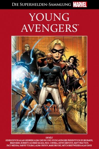 Die Marvel Superhelden Sammlung 60: Young Avengers