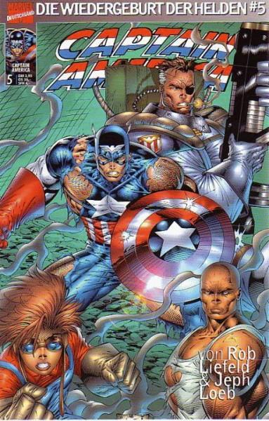 Captain America: Die Wiedergeburt der Helden 5