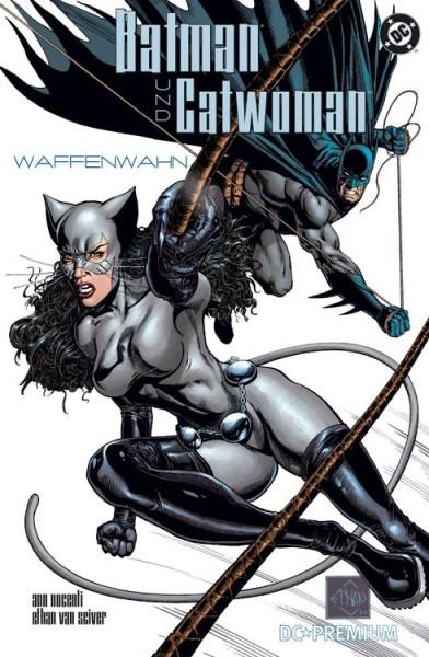DC Premium 35: Batman/Catwoman - Waffenwahn
