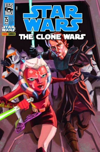 Star Wars 75: The Clone Wars