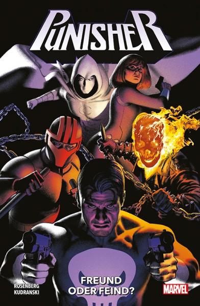 Punisher 3: Freund oder Feind? Cover