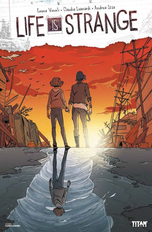 Life Is Strange Bd. 1 & 2