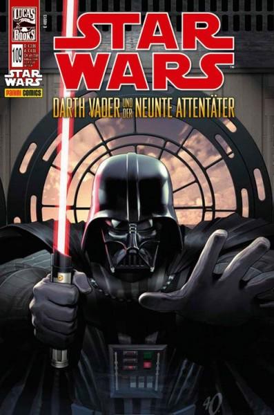 Star Wars 109: Darth Vader und der neunte Attentäter