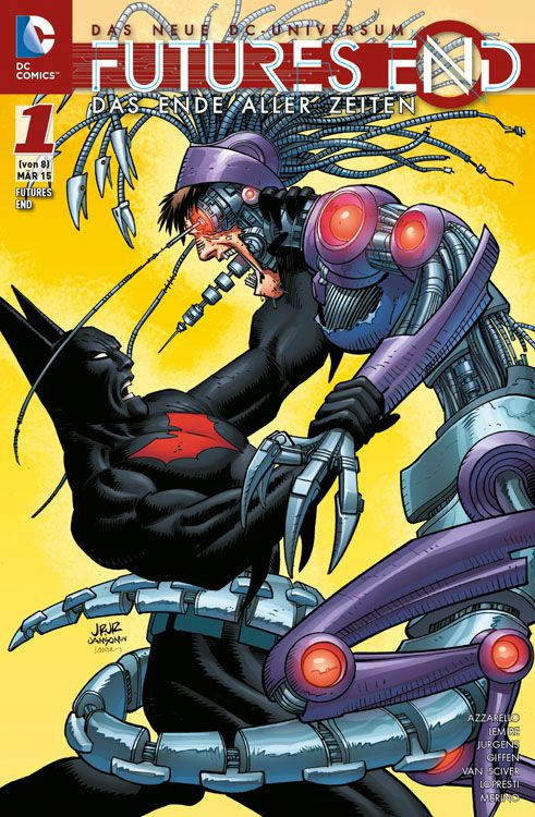 Futures End 1 Variant B - Leipziger...