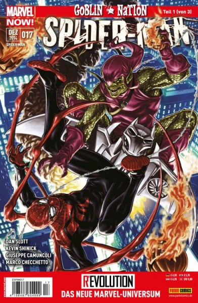 Spider-Man 17: Goblin Nation 1
