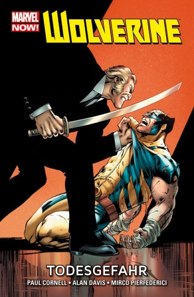 Marvel Now! - Wolverine 2