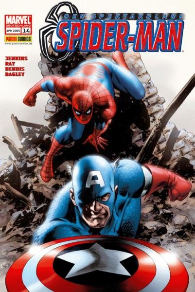 Der spektakuläre Spider-Man 14