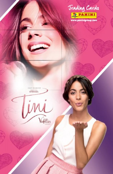 Disney: Tini - Violettas Zukunft - Sammelkarten-Kollektion - Tüte