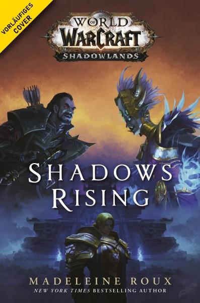 World of Warcraft: Aufstieg der Schatten: Die offizielle Vorgeschichte zu Shadowlands Cover