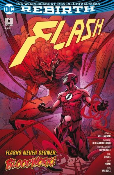 Flash 6: Negativ-Flash
