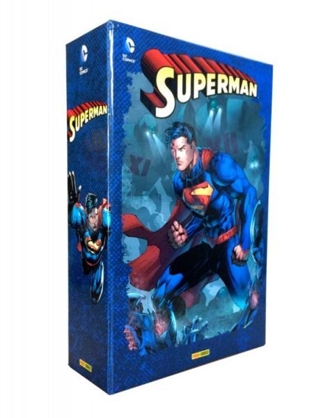Superman - Sammelschuber