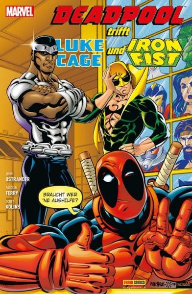 Deadpool Special 9: Deadpool trifft Luke Cage und Iron Fist