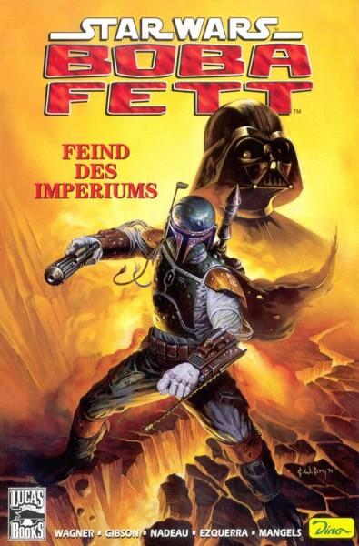 Star Wars Sonderband 12: Boba Fett - Feind des Imperiums