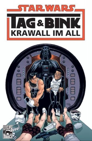 Star Wars Sonderband 39: Tag & Bink