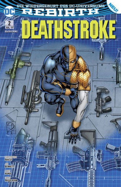 Deathstroke 2 (2017)