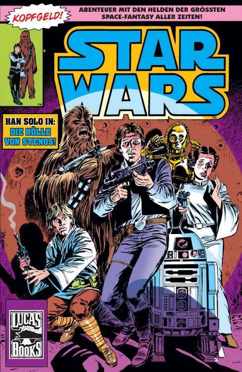 Star Wars Classics 9: Kopfgeld 1