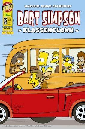 Bart Simpson Comics 15