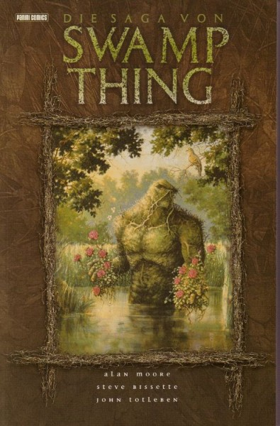 Swamp Thing 1: Die Saga von Swamp Thing