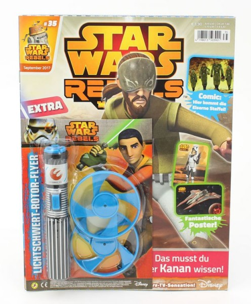 Star Wars - Rebels - Magazin 35