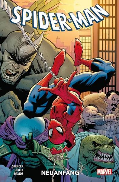 Spider-Man Paperback 1 Cover