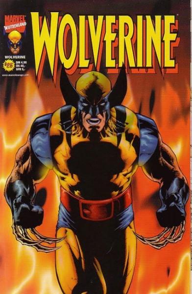 Wolverine 25