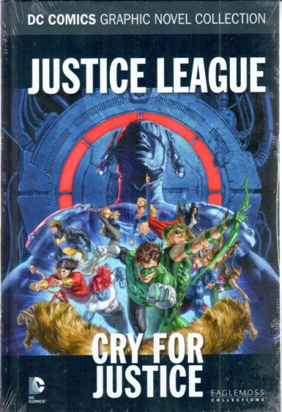 Eaglemoss DC-Collection 58: Justice League - Cry for Justice