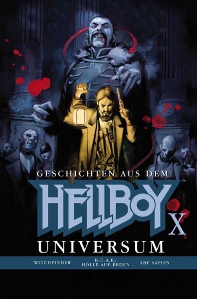 Geschichten aus dem Hellboy-Universum 10 Cover