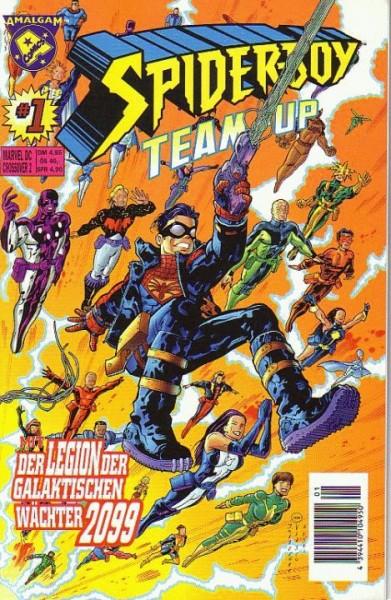 Spider-Boy - Team Up 1: Crossover 2