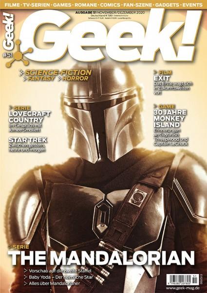 Geek! 51 Cover