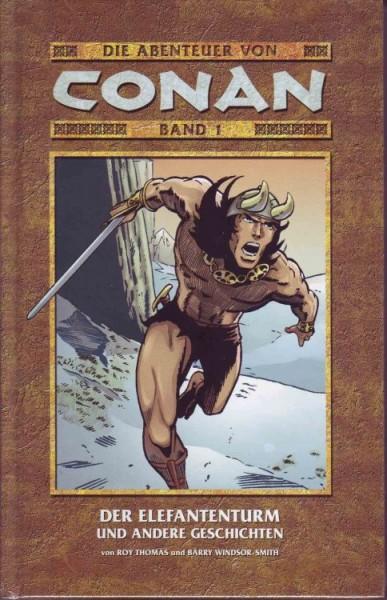 Die Abenteuer von Conan 1
